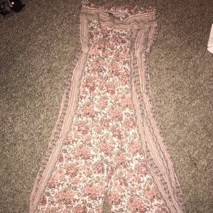 American Eagle Outfitters Other - Floral Jumpsuit
